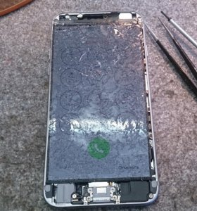 Замена стекла на телефонах