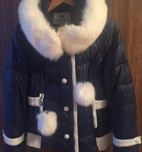 Куртка, мех кролика