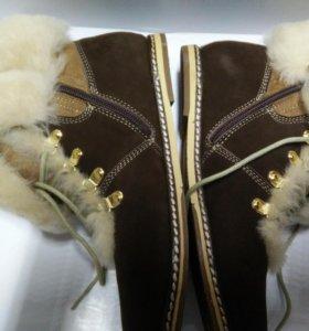 Угги, новые ботинки