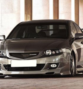 Обвесы на Honda Accord 7