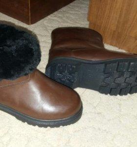 Сапоги - ботинки
