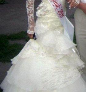Свадебное /выпускное платье