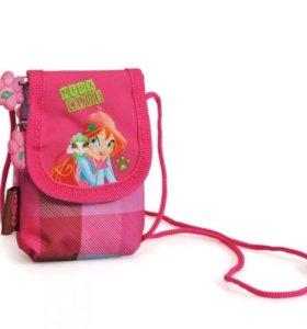 Winx сумочка новая