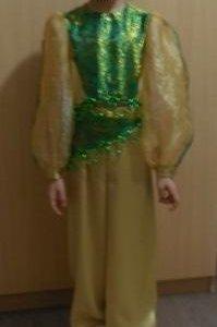 Новогодний костюм Восточной красавицы