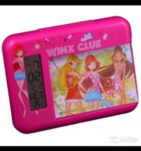 Новый Winx будильник