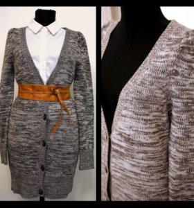 Кардиган длинный Wool d'oro