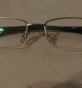 Очки -1,5 оба глаза