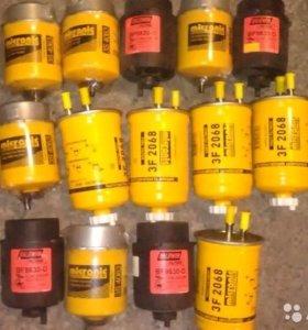 Фильтра топливные JCB 3CX/4CX