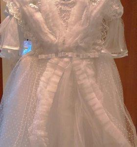 Платье на 4-5лет