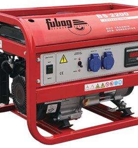 Бензиновый генератор  fubag 2200.