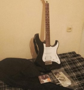 Электро гитара ямаха eg112 индонезия