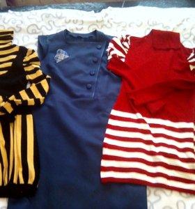 Рубашки,юбки,платья