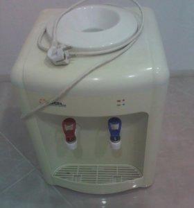 Диспенсер (кулер) для холодной воды и кипятка