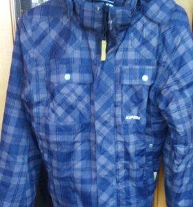 Куртка зимняя рост 164