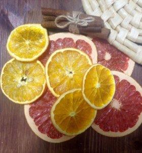 Сушёный апельсин кольца или сегменты кг