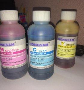Краска для струйного принтера