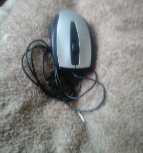 Мышь х к компьютеру