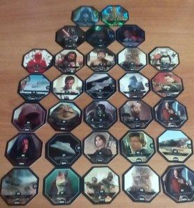 Карточки звёздные война