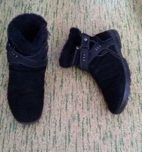 Зимние п/ботинки