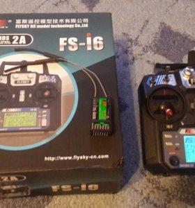 FlySky afhds FS-i6 2.4 Г 6CH Rc-передатчик С FS-iA