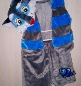 Карнавальный детский костюм котик