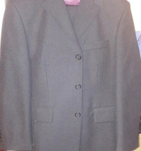 Пиджак с карманами) костюм мужской