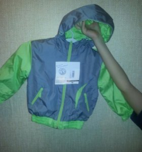 Весенняя курточка на мальчика 1,5-2 года