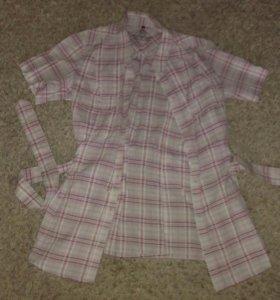 Новая рубашка outventure