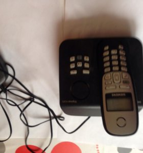 Телефон Siemens Gigaset A265