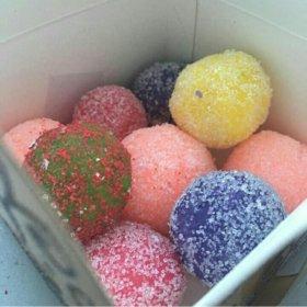 Натуральные сахарные скрабы