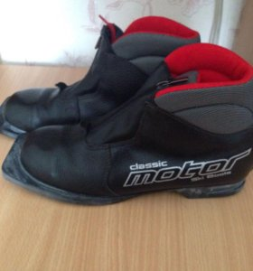 Лыжные ботинки размер 40