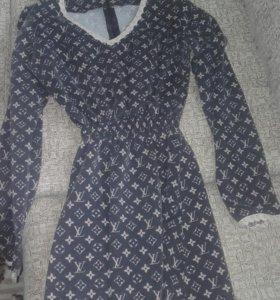 Платье на 42-44р