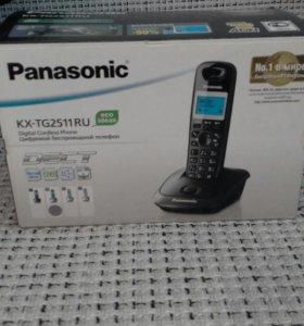 Цифровой безпроводной телефон с автоответчиком