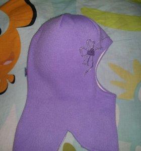 Шапка шлем фирмы Котик на  2-3 года