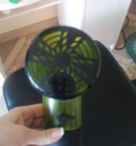 Насадка на фен для создания локонов
