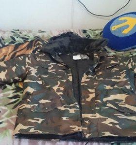 Куртка зимняя (спецодежда)