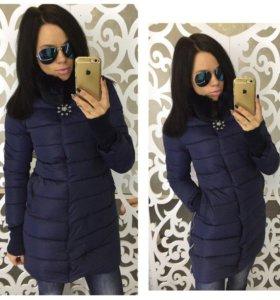 Куртка зимняя 46 размер новая