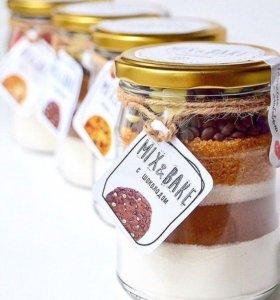 Смесь для выпекания печенья mix bake