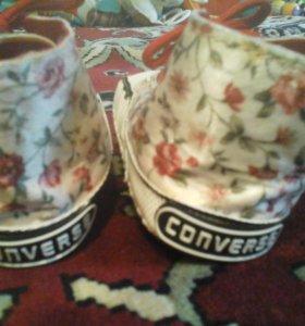 Пинетки Converse