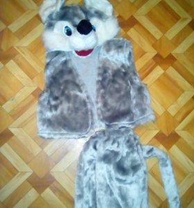 Карнавальный костюм мышонка