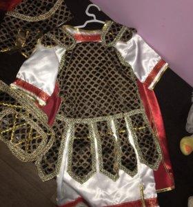 Детские новогодние костюмы. Рост 116, 122-128