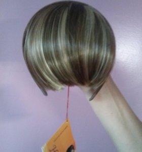 волосы ( челка на ободке)
