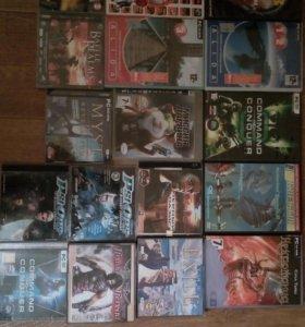 Диски и игры на PC и DVD