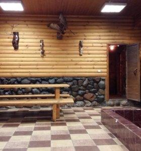 Сауны и Русские бани на дровах