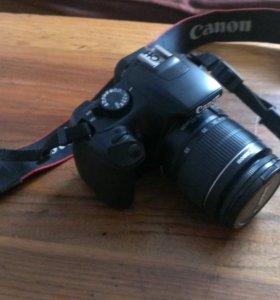 Фотоаппарат Canon EOS 1100
