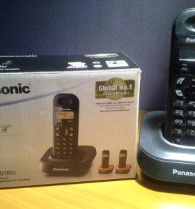 Радиотелефон dect Panasonic KX-TG1401RU