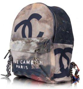 Рюкзак Chanel Graffiti Runway Limited Edition
