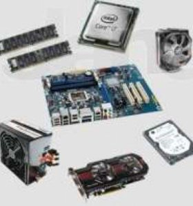 Комплектующие на компьютер и ноутбуки