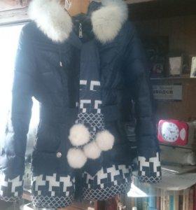 Куртка детская тёплая