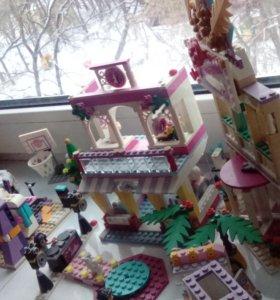 Lego friends 4 набора!!!